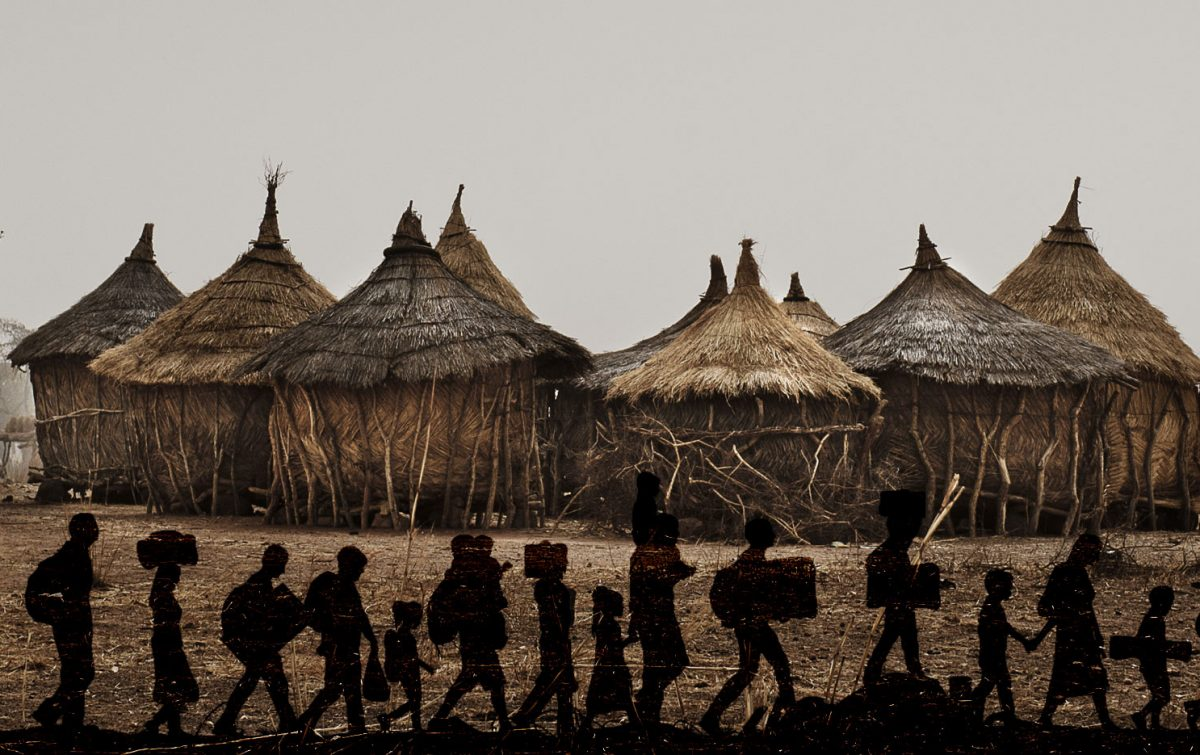 Hunger Nothlfe in Burkinaa Faso